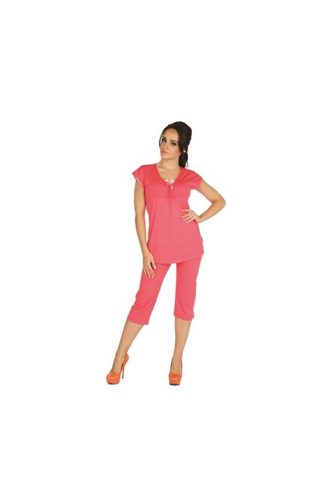 Piżama De Lafanse Visa 884 Kr/R M-2XL