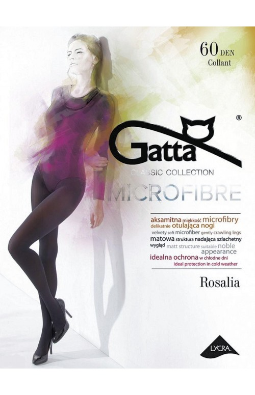 Rajstopy Gatta Rosalia 60 den 5-XL