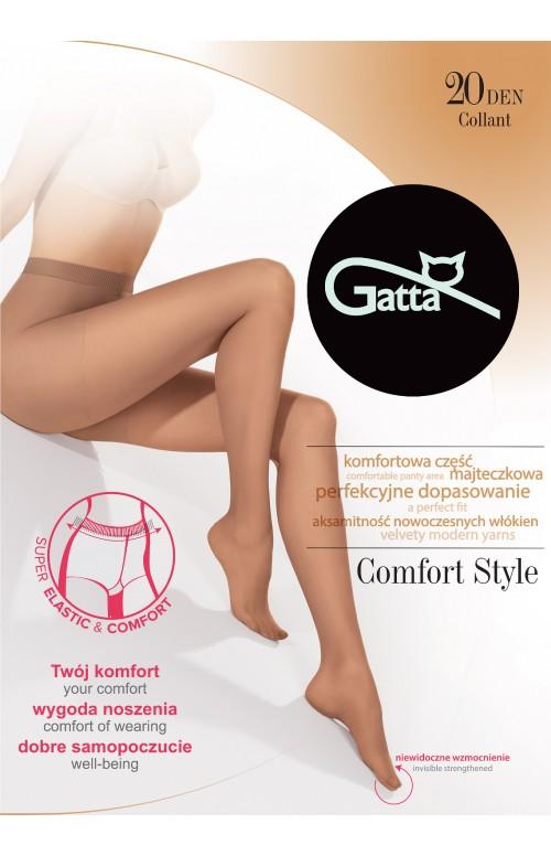 Rajstopy Gatta Comfort Style 20 den 2-4