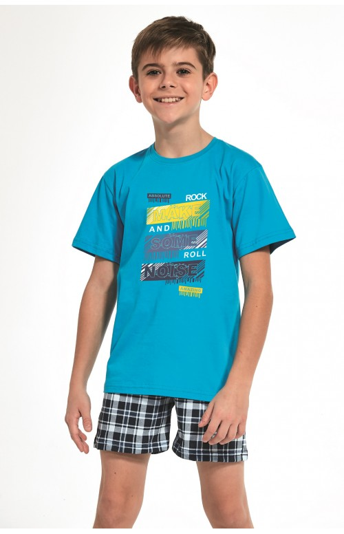 Piżama Cornette Young Boy 790/81 Noise kr/r 134-164
