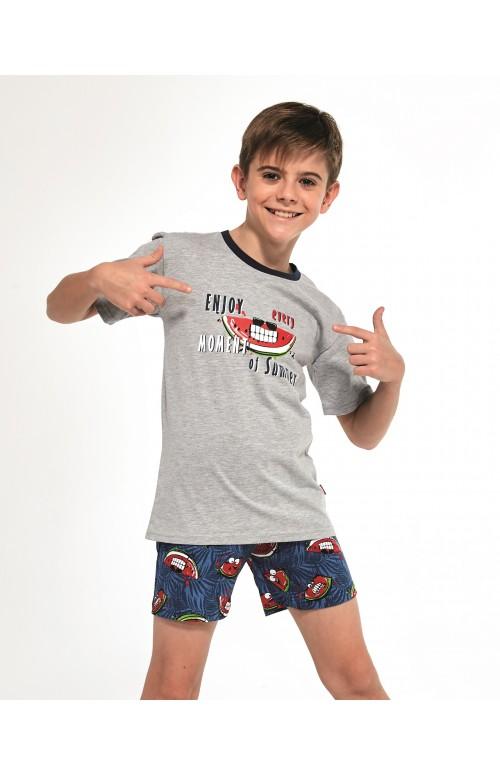 Piżama Cornette Young Boy 790/83 Watermelon kr/r 134-164