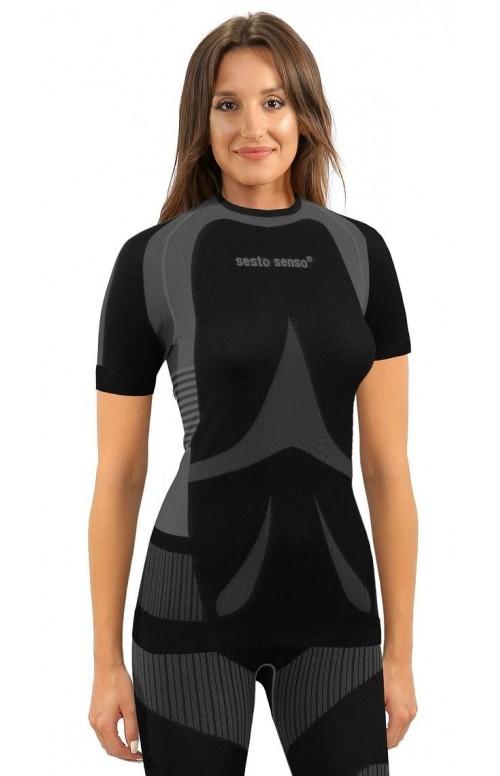 Koszulka Sesto Senso 1497/18 kr/r Thermoactive Women S-XL