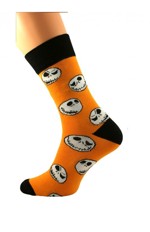 Skarpety Bratex Popsox Halloween 5650 męskie